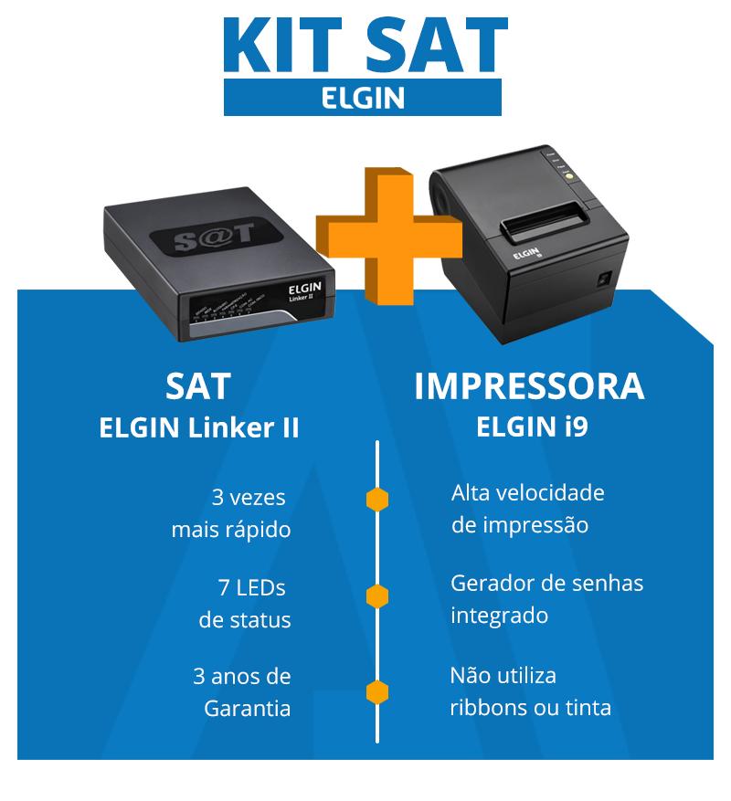 Linker2 + Elgin i9